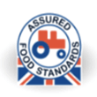 This product meets requirements for the Assured Food Standards (Red Tractor)